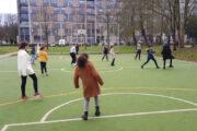 Voetballen jongeren overvecht stiging JoU