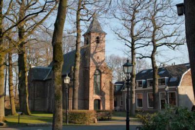 Kerk blauwkapel godfried van Utrecht