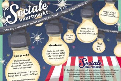 socialebuurtmarkt 2019 flyer
